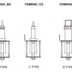 FDMR (Bilge / Vertical)