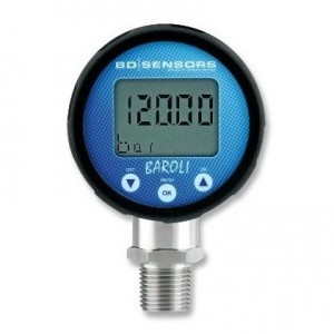 Gauge Pressure Sensor